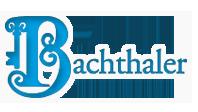 Bachthaler